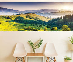 Horizon Panoramic Wall Mural - Window Film World