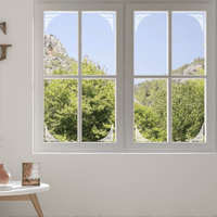 Pelican Corner  | (Static Cling ) - Window Film World