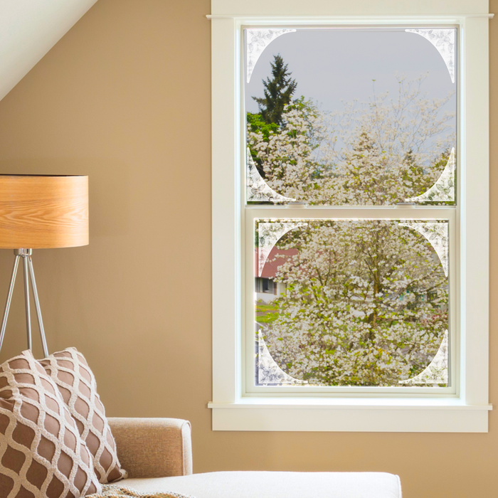 Pine Corner  | (Static Cling ) - Window Film World