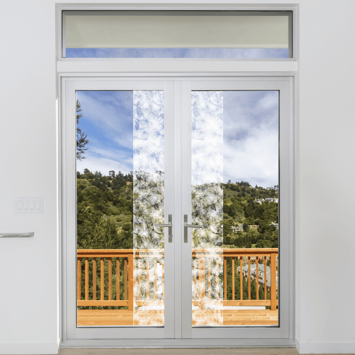 "7.75"" x 78"" Pine Sidelight 