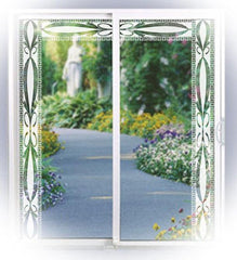 Classic Sidelight | (Static Cling) - Window Film World