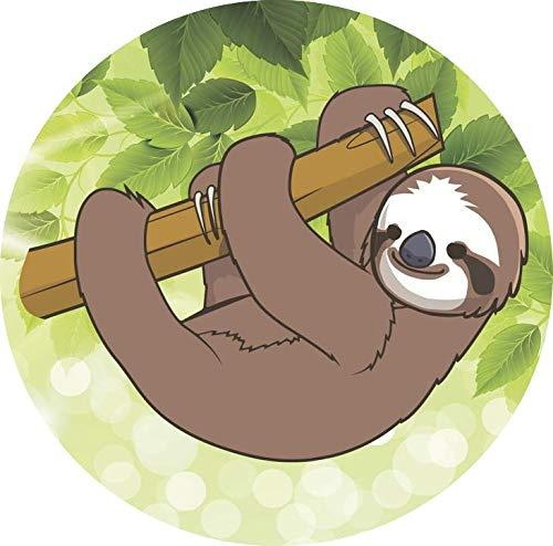 "Sloth Screen Door Magnets (5.75"" x 5.75"") - Window Film World"