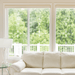 South Beach | Privacy and See- Through Window Film (Static Cling) - Window Film World
