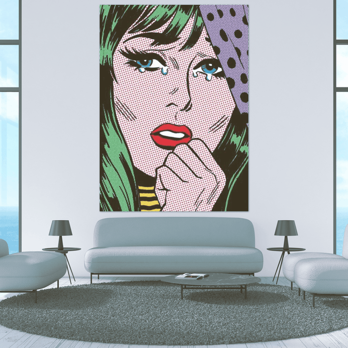 True Romance Wall Mural - Window Film World