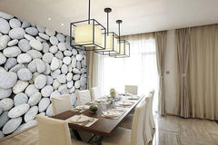 Pebbles Wall Mural - Window Film World