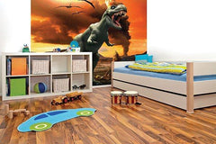 T-Rex Wall Mural - Window Film World