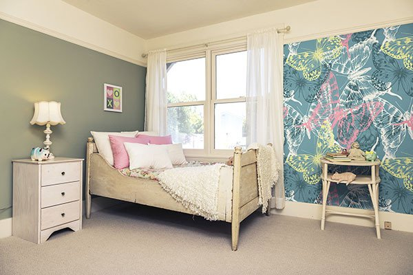 Flutter Wall Mural - Window Film World