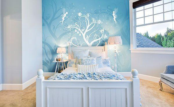 Twinkle Wall Mural - Window Film World