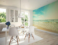 Seashore Wall Mural - Window Film World