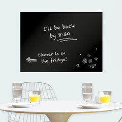 Large Chalk Message Board Decal - Window Film World