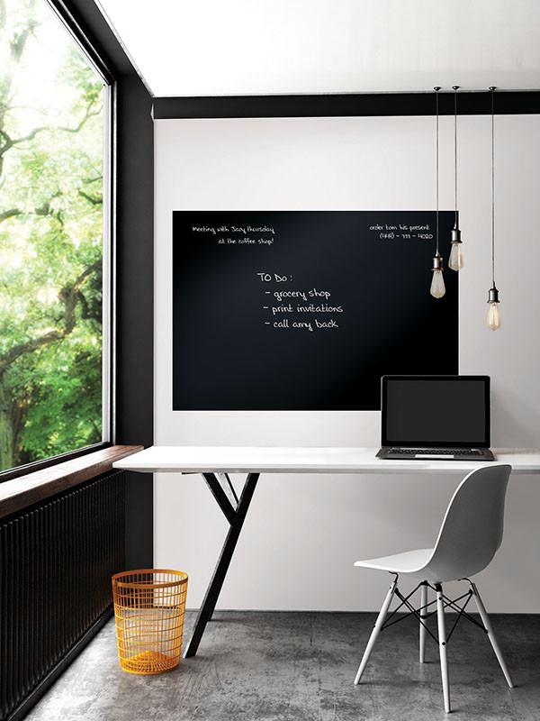 Black Giant Chalkboard Decal - Window Film World