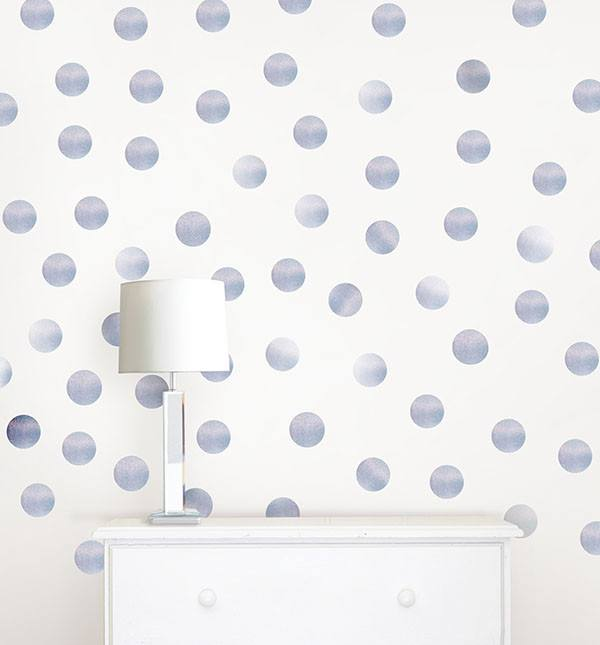 Holographic Confetti Dot Decals - Window Film World