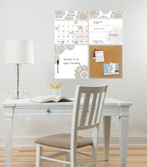 Kolkata Dry Erase Organization Decal Kit - Window Film World
