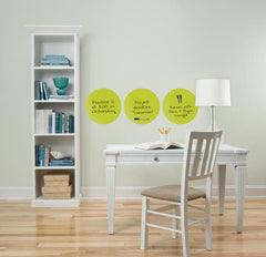Samara Dry Erase Decal Dot - Window Film World