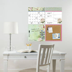 Vintage Bazaar Dry Erase Organization Decal Kit - Window Film World
