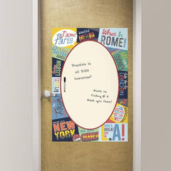 Passport Giant Message Board Decal - Window Film World