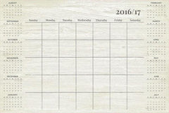 Weathered Academic Calendar 2016-17 - Window Film World
