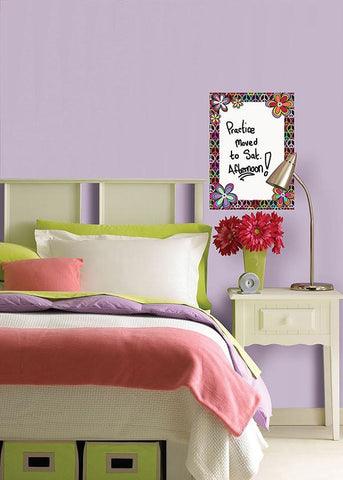 Peace Dry Erase Message Board Decal - Window Film World