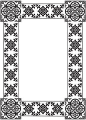 Tangier Dry Erase Message Board Decal - Window Film World