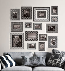 Photo Gallery Wall Art Kit - Window Film World