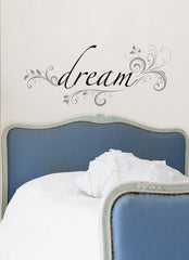 Dream - Wall Decal Quotes - Window Film World
