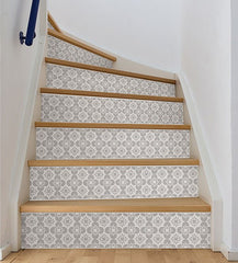 Scandia Stair Stripe Decal - Window Film World