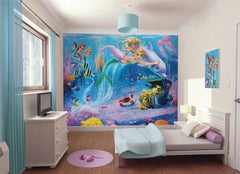 Mermaids Wall Mural - Window Film World
