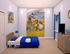 Madagascar Wall Mural - Window Film World
