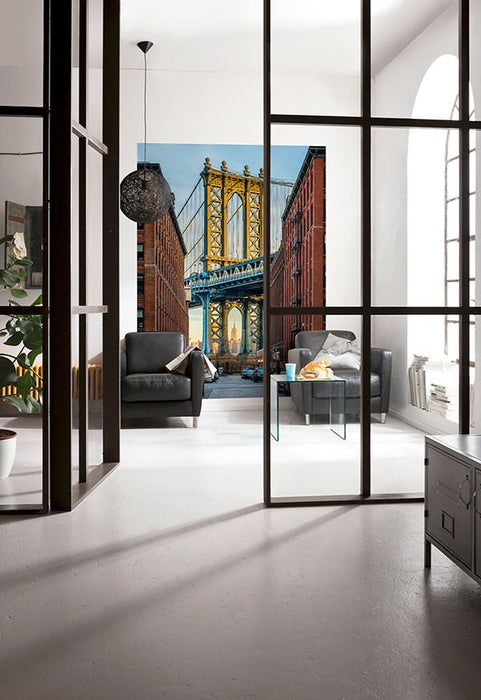 Brooklyn Wall Mural - Window Film World