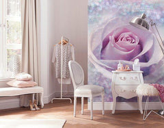 Mystic Rose Wall Mural - Window Film World
