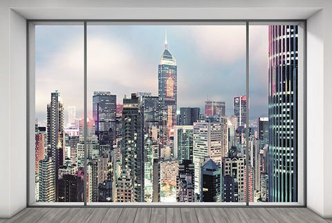 Suite Wall Mural - Window Film World