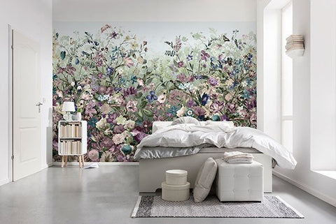 Botanica Wall Mural - Window Film World