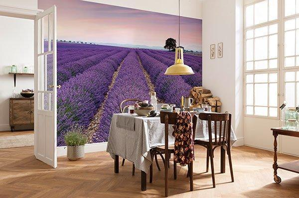 Provence Wall Mural - Window Film World