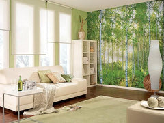 Sunday Mural | Wall Decoration - Window Film World