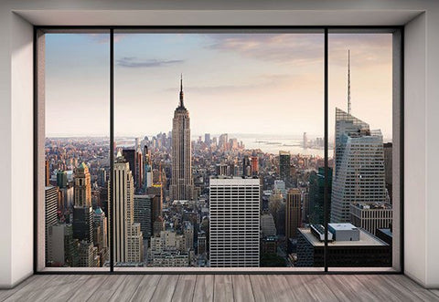 Penthouse Mural - Window Film World