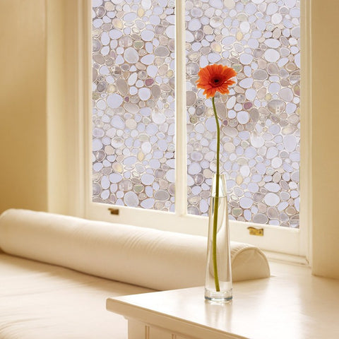 Pebbles Semi-Privacy Window Film - Window Film World