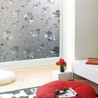 EZ Film Antique Bouquet  | Privacy Window Film (Static Cling) - Window Film World
