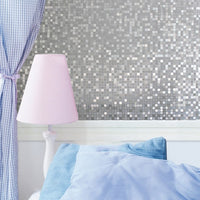 EZ Film Glass Blocks | Privacy Film - (Static Cling) - Window Film World