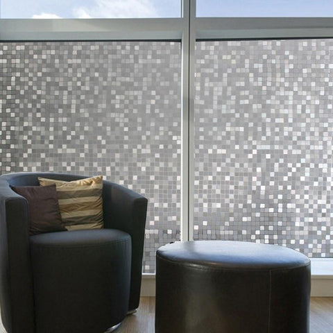 Glass Blocks Privacy Window Film - Window Film World