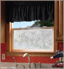 Amsterdam Frosted Privacy Window Film - Window Film World