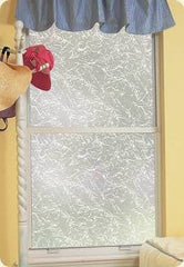 Austin |  Privacy Window Film (Static Cling) - Window Film World
