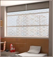 Avalon |  Semi - Privacy Window Film (Static Cling) - Window Film World