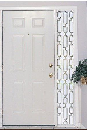 Avalon Static Cling Decorative Window Film Frosted Glass