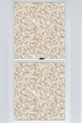 Brushstrokes Decortive Privacy Film - Window Film World
