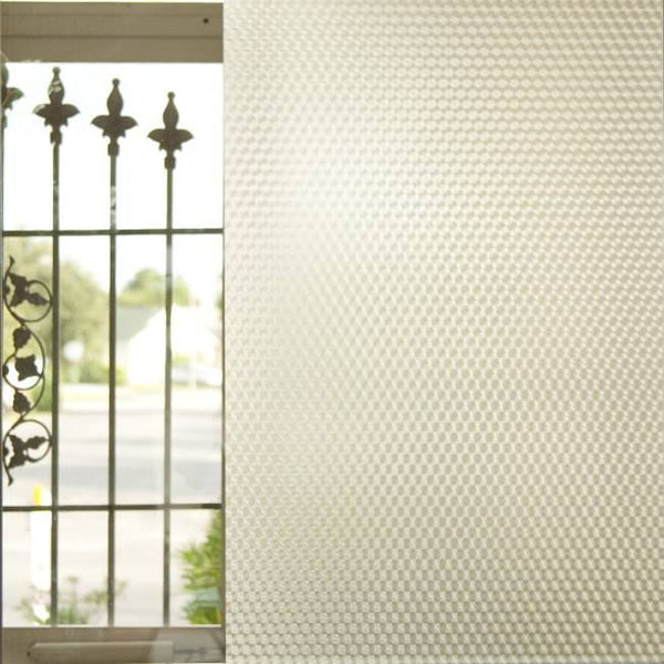 Privacy Window Film Adhesive Window Covering Circles