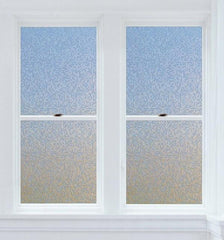 Textured Cubix Privacy Window Film - Window Film World