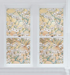 decorative windows for bathrooms frosted vinyl for.htm static cling window film privacy  stained glass  decorative  static cling window film privacy