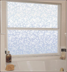 Eden Static Cling Privacy Window Film - Window Film World