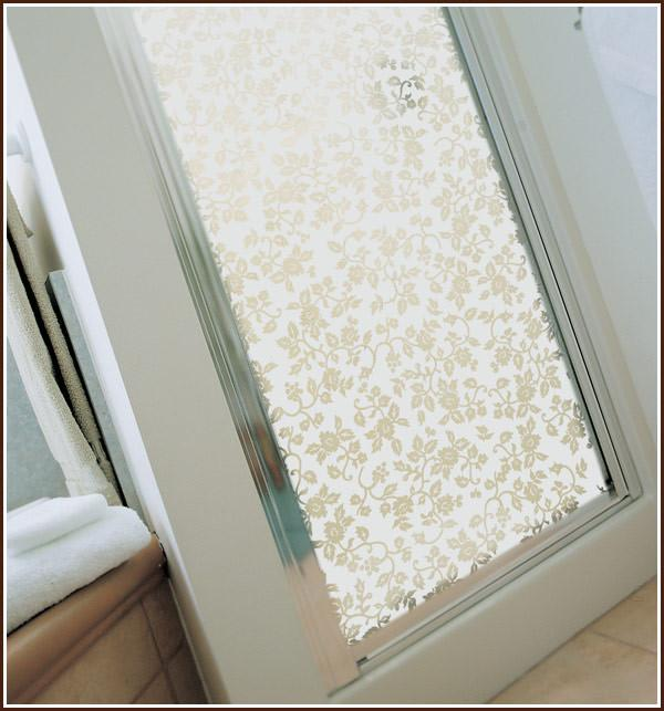 Eden | Privacy Window Film (Static Cling) - Window Film World
