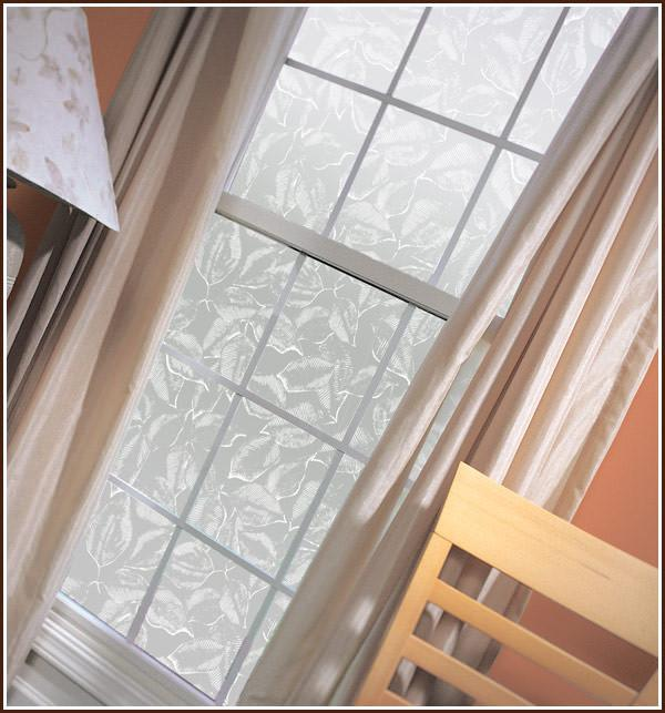 Everleaf | Privacy Window Film (Static Cling) - Window Film World